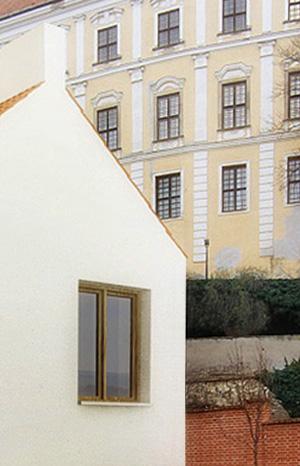 mimosa-mikulov-zámecká-rodinný-dům-historický-kontext